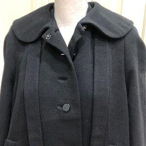 Jackets & Blazers - Vintage black coat